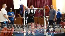 František Vincourek, dřep 170kg