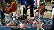 František Vincourek, benč 150kg