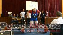 Marián Odler, mrtvý tah 260kg