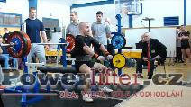 Jan Mikš, 140kg