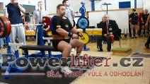 Miloš Navrátil, 182,5kg