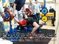 Pavel Župka, 190kg