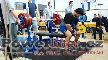 Milan Selinger, 240kg