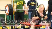 Tomáš Hejduk, 235kg