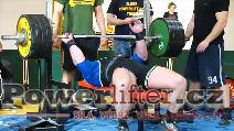 Vladislav Havrlík, 260kg