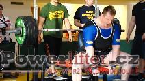 Miroslav Hejda, 250kg