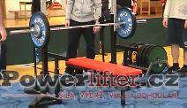 Klára Lakomá, 72,5kg