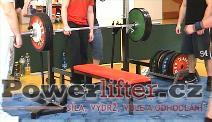 Radim Kopal, 185kg