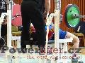 Iveta Jurčíková, benč 95kg, juniorka do 63kg