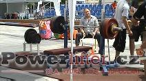 Vladislav Lánik, 190kg