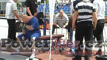 Martin Turek, 190kg
