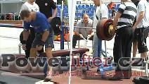 Čestmír Wolf, 200kg