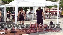 Jakub Antl, 210kg