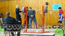 Pavel Bartošík, 180kg
