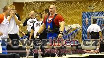 David Lupač, dřep 400kg, neplatný
