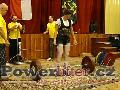 Alexandra Jakubcová, mrtvý tah 130kg