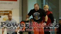 Adam Švehla, 230kg