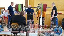 Pavel Fučík, 275kg