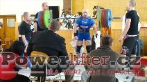 Pavel Pláteník, 272,5kg
