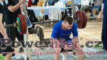 David Martinec, 150kg