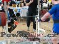 Petr Bolf, benchpress 225kg, juniorský rekord do 110kg