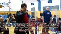 Václav Patočka, 165kg
