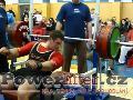 Jan Malinovský, 195kg