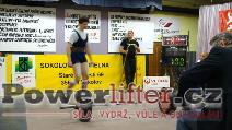 Jan Vrzal, 180kg