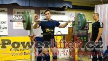 Adam Smolík, 195kg