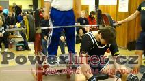 Adam Smolík, 157,5kg