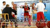 Jana Szmigielová, 135kg