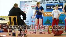 Kateřina Türbová, 155kg
