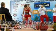 Daniel Pianka, 195kg