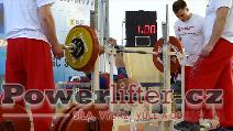 Pavel Pláteník, 160kg