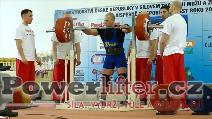 Antonín Pavlovec, 292,5kg