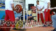 David Sluštík, 225kg
