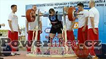 Miroslav Hejda, 290kg