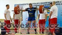 Tomáš Šárik, 340kg