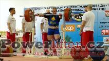 Martin Šumbera, 300kg