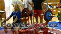 Iva Drobná, 95kg