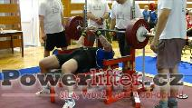 Michal Mihaly, 235kg