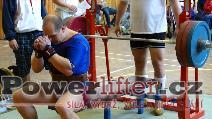 Michal Sekot, 165kg
