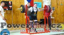 Milan Hofbauer, 235kg