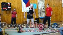 Jiří Lacina, 245kg