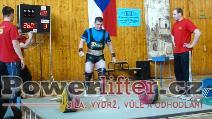 Milan Greguš, 260kg