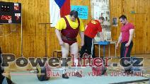 Milan Mrázek, 242,5kg