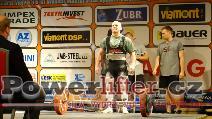 Rémy Krayzel, CZE, 200kg