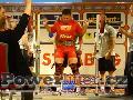 Jaroslav Hodík, CZE, 170kg