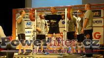 Marcel Anděl, CZE, 205kg