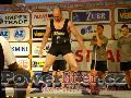 Marcel Anděl, CZE, 245kg